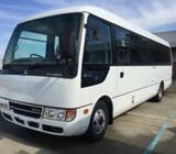 Coaster/Rosa (17/33 Seats) Bus for Hire & Tour