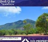 Rock View Garden - Block 02 Dambulla