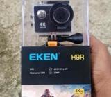 Original Eken H9 R Ultra HD (4K) Waterproof Pro Camera