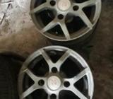 Alto Alloy Wheel