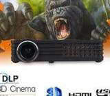HTP™ DLP Ultra 3D Cinema/ Business Android Projector