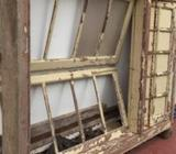 Amtique Jack Wood Window With Frame
