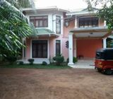 Two storied house for Rent/Lease in Andiambalama, Katunayake.