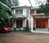 Two Storied House for Rent/Lease in Andiambalama, Katunayake
