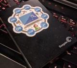 1TB External / Portable Hard Disk Drive