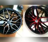 17' Brand new Alloy Wheels