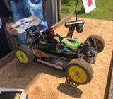 Rc buggy nitro