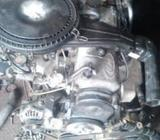 Ford Laser Car Engine