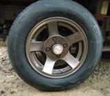 13 (dura Thaw) Alloy Wheel