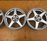 15' Alloy Wheel
