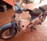Honda Little Cub gear 3 2012