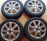 Wagon Alloy Wheels