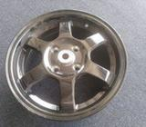 14 inch Alloy Wheel 100 PCD Model C100S