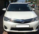 Toyota Axio 2015 (NKE 165