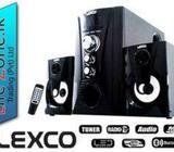 Lexco Multimedia Speaker System 2.1