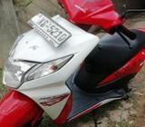 Honda Dio 110 2012