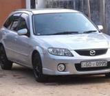 Mazda Familia BJ5W 1998