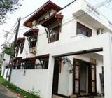 Three Story Full Furniture House for Rent - Nawala