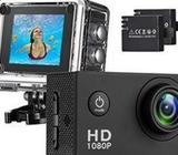 Action Camera 4 K 16 Mp Hd Waterproof New ++
