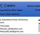 Photocopy Machine Sales, Repair, Parts, Toner & Rent Machine - MTC copiers