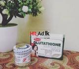 st dalfour excel night cream with glutathione soap