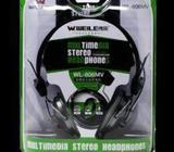 Weile Wl-806 Mv Stereo Headphones