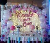 Decorations for Kids Parties