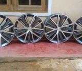 Alloy Wheels 18â€