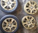 Alloy Wheels 12