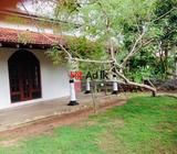 katunayake house with land for sale