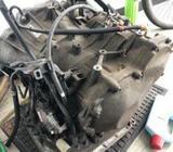 Toyota Corolla 110 auto gear box