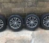 "15"" Toyota Alloy Wheel"