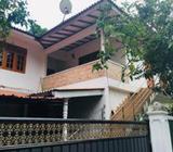 Upstairs House For Rent - Pannipitya