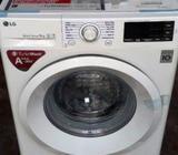 LG Inverter 9 Kg Turbo Wi-Fi Washing Machine