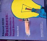 edexcel gcse business (small businesses)
