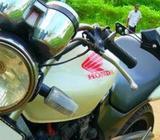 Honda Hornet Chassis 110 2009