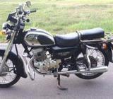 Honda Banly 125 2011