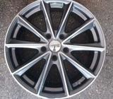 NISSAN LEAF NEW ALLOY WHEEL-YAW232