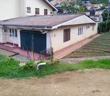 Valuable Commercial Property Sale in Nuwara Eliya Town