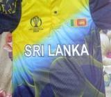Sri Lanka World Cup Jersey 2019