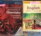 Cambridge international textbooks