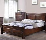 New Box Model Wooden Beds