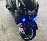 Bike Fog Lamp