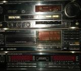 Panasonic Professional Sounds Rack Setup