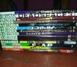 XBOX Game CD's