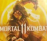PS4 Mortal Konbat 11