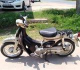 Honda Little Cub 2012