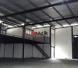 4000 sq ft warehouse for rent