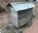 Small Dog/Pigeon Cage
