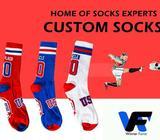 promotional custom sport socks